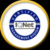 Znak Certyfikowanego przez PC BC Systemu Zarządzania